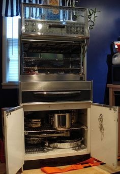 frigidaire custom imperial double oven manual