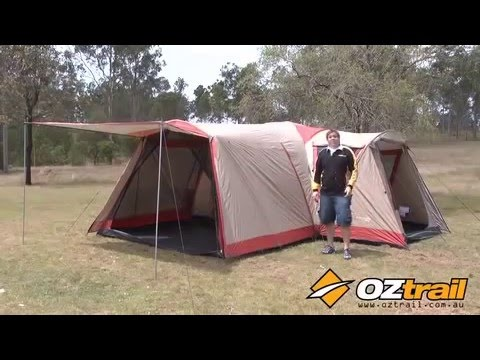 spinifex franklin family tent instructions